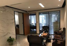公园首府290平米写字楼豪装出租!7个办公室!!!