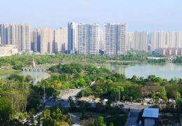 中洋公园首府◆144㎡大四房 卧瞰中央湖景◆急售