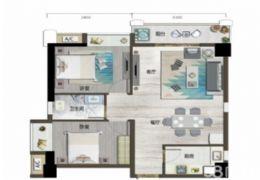 台湾城124平米3室2厅2卫求购