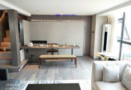 中创国际城5米层高60平复式派克公寓购一层得两层总