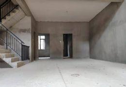 中海铂悦公馆复式洋房一楼180平二楼124平带花园