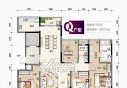 宝能城·纯板楼大四房 1.2w/㎡超高性价比 首选