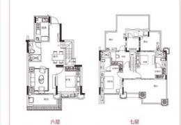 精装复式电梯洋房、双主卧设计、稀缺房源、仅此一套