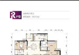 章江新区 宝能城豪德校区大四房中间楼层诚意出售!