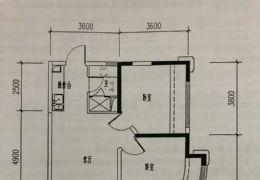 嘉福尚江尊品 75平米2室2厅1卫 业主诚意出售