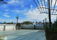 江湾花园三层豪装复式楼带超大双露台大气五房
