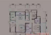 贛州寶能太古城139平米4室2廳2衛出售