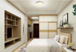 现房!章江新区旁,住宅性质公寓,带外阳台,南北通透