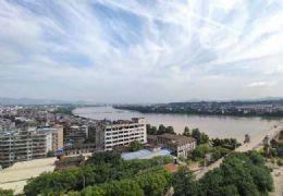 全線江景房電梯高層126平3房南北通透僅售105萬