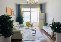 豪华装修豪德校区,74平米2室2厅1卫出售