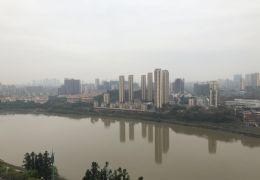 国际时代黄金楼层,全线江景,正规3房豪装。南北通透带家具家电