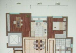 中海左岸127平米4室2厅2卫出售