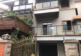 园林小区八千出头的单价别墅 前有院子后有露台