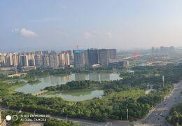 章江新区一线湖景10M宽大阳台五房出售