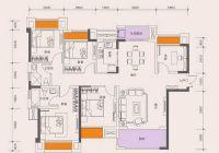 蓉江新区92平米3室2厅1卫出售