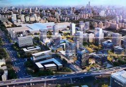 高鐵新區贛州西站公寓不限購不限貸 低總價 回報率高