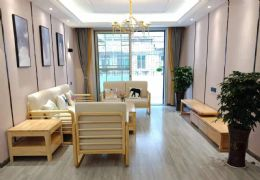 全新豪華裝修,148平大氣3房2廳,紅旗二小學區!