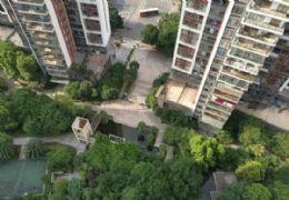 中航城章江河畔黄金广场双层复式宽大阳台238万