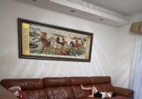 中都章江豪园,105平米2室2厅,出租