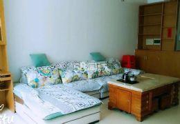 開發區天賜良緣精裝兩房出租 家電齊全看房方便