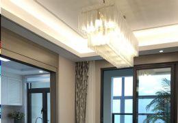 保利联发康桥174平洋房精装4房2厅7米5超长阳台