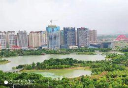 章江新区无敌湖景房,10米宽大阳台视野无边抢占高位