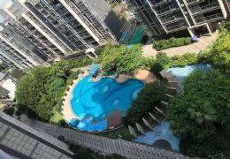 森林公馆九方商业中心小区自带泳池