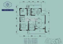 江山里正規三房、采光毫無遮擋、房東急售175萬!