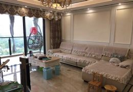 新区 赣州中学 中央公园 中航 全线湖景 豪华装修大四房