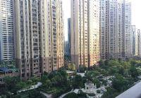 中央生態公園邊上濱江校區整小區最便宜的一套