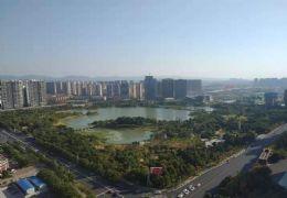 起點壹中心完善四房 俯瞰生態公園全景