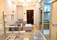 V+公寓、全新精裝修帶家具,拎包入住,1500