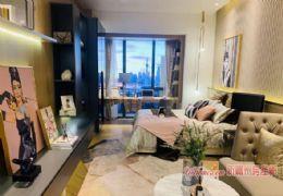 绿地 高铁西站精装公寓 品牌酒店包租 回报率高达7