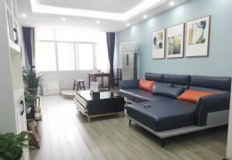 金港花園125平米豪華裝修帶全套家具家電 100萬