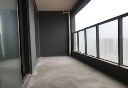 中航云府 大平层边套 纯板楼 4+1 户型大气方正