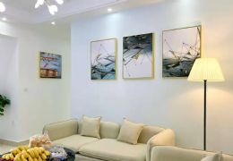 东方胜境江景电梯温馨2室2厅出售