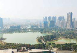 章江新區 中央公園 超大湖景五房 帶車位稅滿兩年