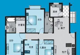 蔚藍半島 全江景大四房,大潤發 只要127萬急售