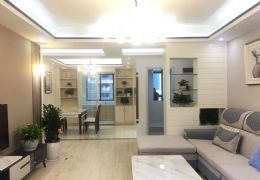 章江新區華潤萬象城旁,南北通透精裝三房僅售155萬