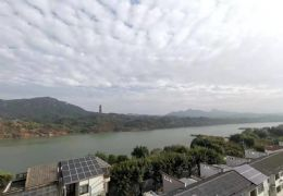 一線江景房,對面楊仙嶺,江邊散步非常方便,性價比高