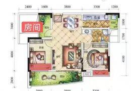 江景房漢泰上上城3室2廳出售單價一萬