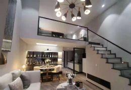 章江新區 首付一萬 月供2千 通天燃氣的復式公寓