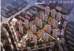 開發區首付16萬 天空之城95平米3室2廳2衛出售