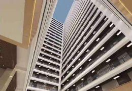 濱江復式精裝公寓  通燃氣 開間 6米 臨江 公園