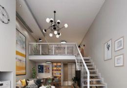 章江新區  江岸復試公寓 首付5萬起 買一層得兩層