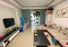 金色家园107平米3室2厅全新精装房,完美户型