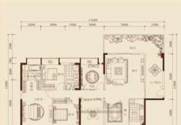 中航城165平米4室2廳2衛出售