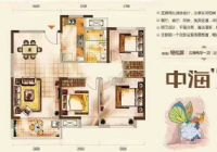 章江新区 中海性价比最高三房 急售105万