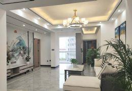 新區紅旗二小二臥看江財富港152平米4室2廳2衛