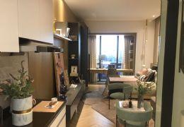 飞机场高铁站旁均价八千买一房一厅财富公寓楼